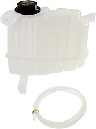 Ford F-150 Expedition Radiator Coolant Reservoir Overflow Expansion Tank new OEM