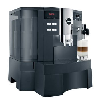 Jura Impressa Xs90 One Touch Automatic Espresso Machine with 6-level High-performance Conical Grinder