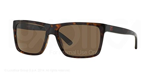 DKNY Sunglasses DY4119 301673 Dark Tortoise Brown 58 17 - Sunglasses Mens Dkny