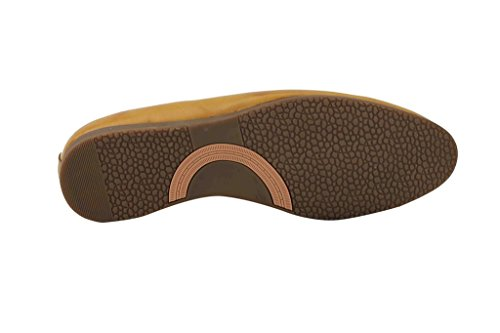 New para hombre piel sintética marrón azul elegante y Casual Slip On caballo poco Loafer zapatos UK size 6to 11 canela