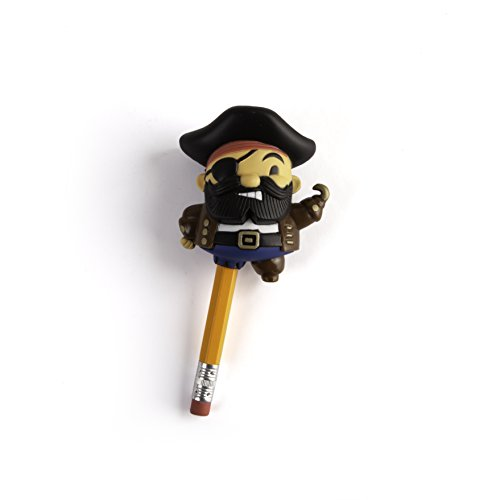Pirate Peg Leg Sharpener (By -