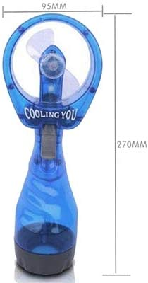 Cooling Fan Sprayeross YHM YC-8333 Hand-held Water Spray Fan Color : Color2 Color Random Delivery