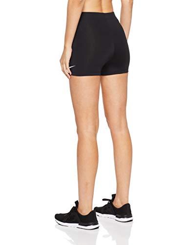 Nike Womens 3'' Pro Compression Short - Black - Size Medium by Nike (Image #2)