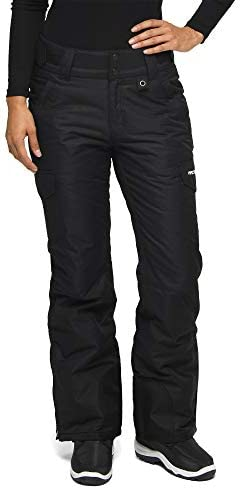 Arctix Womens Snow Sports Insulated Cargo Pants