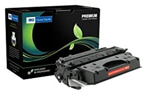 Inksters Remanufactured Toner Cartridge Replacement for HP 80X MICR HY, CF280X(M) / 02-81551-001 (6.9k Pages)