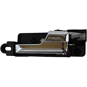 genuine ford be5z 5422600 a door handle assembly interior automotive. Black Bedroom Furniture Sets. Home Design Ideas
