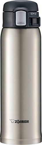 Zojirushi SM-SD48XA Stainless Steel Mug, 16-Ounce