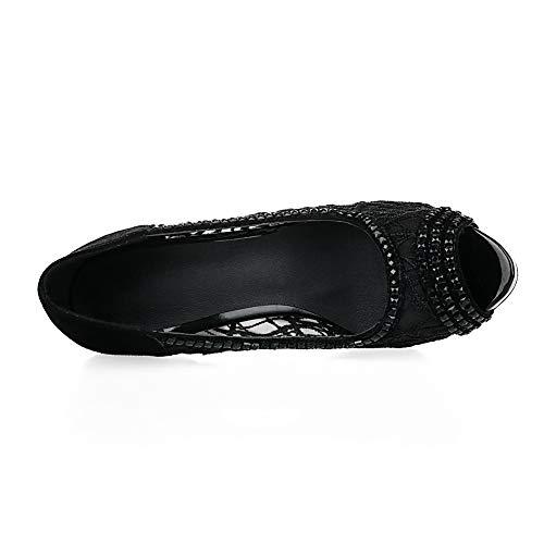 BalaMasa 5 Noir Femme Noir Plateforme EU 36 APL10964 7q78S