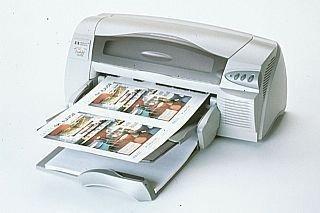 HP Deskjet 1220C PS - Impresora de tinta color (11 ppm ...