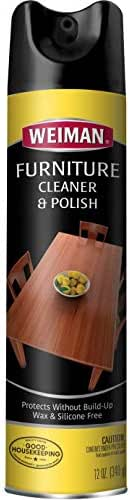 Wood Cleaner: Weiman Furniture Cleaner & Polish