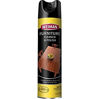 Amazon Com Weiman Wood Cleaner And Polish 8 Fl Oz Use
