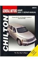 Chilton's General Motors Chevrolet HHR 2006-2011 Repair Manual (Chilton's Total Car Care Repair Manual) [Paperback] [2011] (Author) Jeff Killingsworth