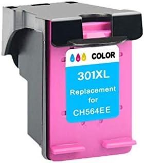 301XL Cartridge Compatibel for HP 301 XL for HP301inktcartridge for HP Envy 5530 Deskjet 2050 2540 2510 1000 1050 Printer Color1 COLOR