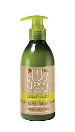 Nutrient Tree Lice Guard Shampoo - Safe and Gentle Lice-Prevention Shampoo - for Babies and Kids - Easy-to-Use Lice Treatment - Non-Toxic Lice Shampoo - Formulated with Essential Oils- Pleasant Smell (Best Way To Kill Head Lice At Home)