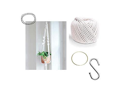 Brio9 Macrame kit (Plant Hanger) ()