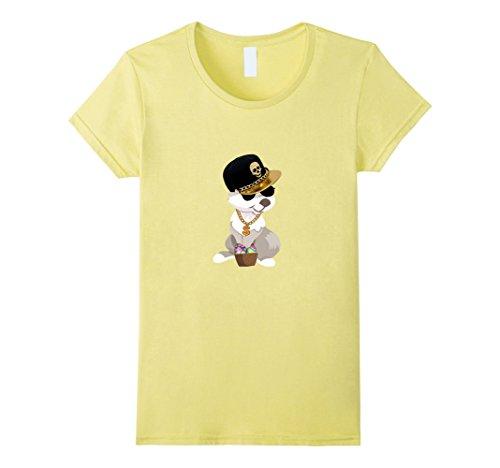 Women's Hip Hop Rabbit Bunny Easter Shirts Boys Teen Kids Men Adults Small Lemon (Hip Hop Dance Costumes For Teenagers)