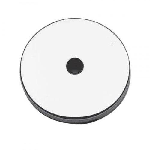 - Brasstech 265/15S Waste & Overflow Faceplate Satin Nickel (Pvd)