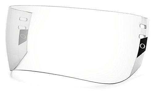 Oakley Modified Aviator Pro Cut Hockey Visor, Clear, One Size