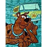 Scooby Doo Items - Scooby Doo Twin Blanket 60