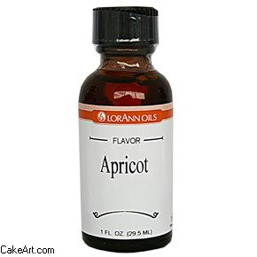 Cake Art - LorAnn 1 OZ Apricot Flavor (Apricot Cake Recipe)