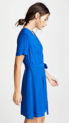 Diane Von Furstenberg De Cobalt Robe De Savilla Des Femmes