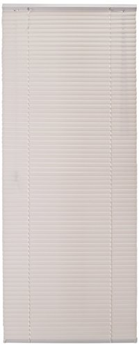 Achim Home Furnishings 1-Inch Wide Window Blinds, 26 by 64-Inch, White