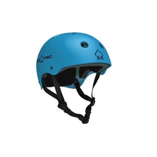 Pro-Tec (Cpsc)Classic Matte Blue-M Skateboard Helmet