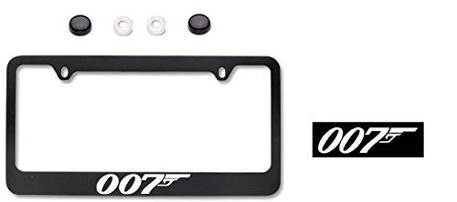 007 license plate frame - 9