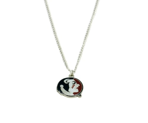 - NCAA Florida State Seminoles Team Logo Necklace