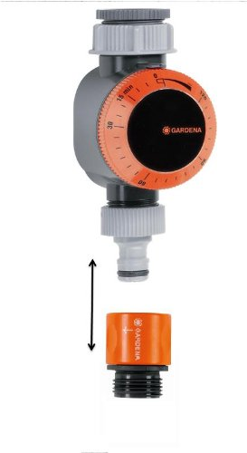 Gardena Water Timers (Gardena 31169 Mechanical Water Timer With Flow Control)