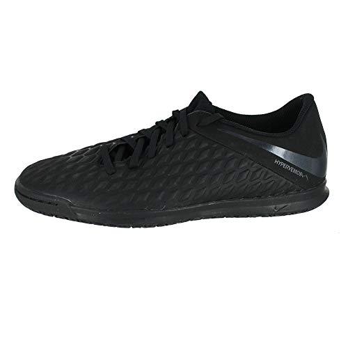 Black Adulto Hypervenom Unisex Zapatillas NIKE IC Club 3 001 Negro Black xwBWwq18