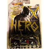 Hot Wheels, Batman V Superman: Dawn of Justice, Overboard 454 (Gotham's Dark Protector) (Best Rarest Hot Wheels Cars)