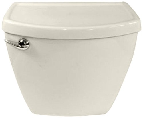 American Standard Cadet 3 1.28 gpf 12-Inch Rough Toilet Tank Only, Linen Linen