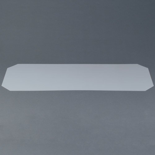 4 Clear Shelf Inlay - Metro 2436CI Plastic Shelf Inlay, 36