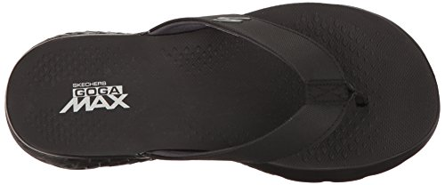 Skechers Performance Männer On The Go 400 Flip Flop Schwarzgrau