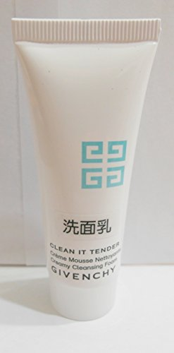 What Skin Care Products Should I Use. Givenchy Clean It Tender Creamy Cleansing Foam 20ml x 5 tubes (100ml). #skincare