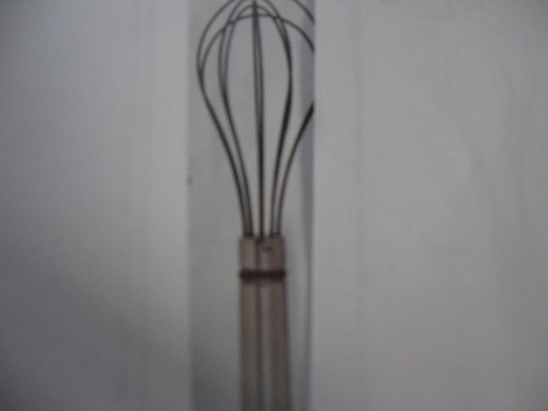 ess/silicone Sauce Whisk (Chefs Silicone Whisk)