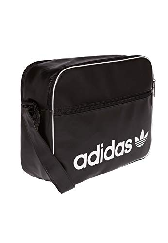 adidas Bag Messenger Black Airliner Vintage rp6xtrY