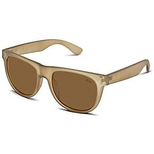 Zeal Optics Unisex Ace Polarized Lens Sunglasses (Desert Sand)