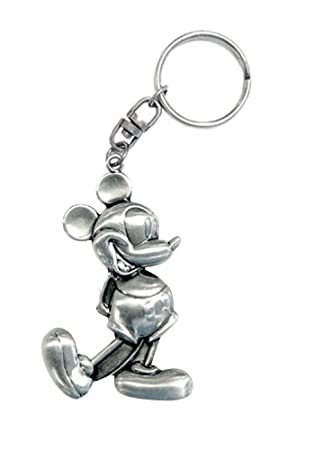Disney Llavero de Peltre Mickey Retro: Amazon.es: Juguetes y ...