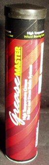 Red High Temp Wheel Bearing Grease Cartridge 14 oz