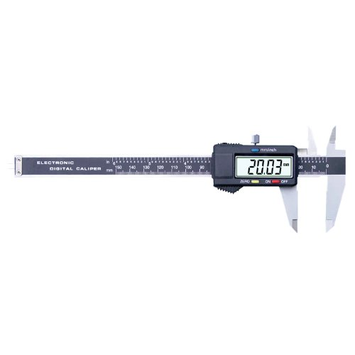 Left Handed Digital Calipers 150mm (6'') by Machine DRO (Image #2)