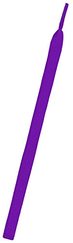 45'' Purple Regular Youth Length Shoe and Cleats Laces