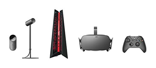 Oculus Rift + ASUS Oculus Ready G20CB-WS71 Desktop PC Bundle