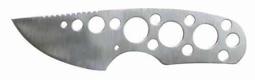Side Hawg, Stainless Handle, Plain, Zytel Sheath (CR2403) Category: Miscellaneous Knives (Sheath Nylon Handle Zytel)