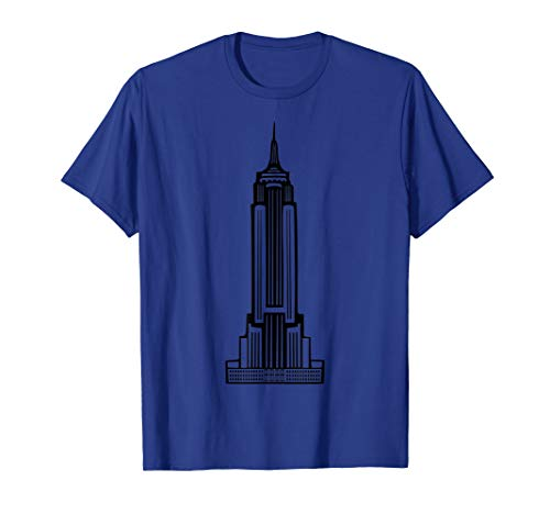 New York Empire State Building T-shirt
