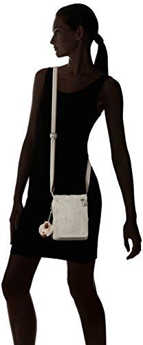 Kipling Eldorado - Bolsos bandolera Mujer Beige (Pastel Beige C)