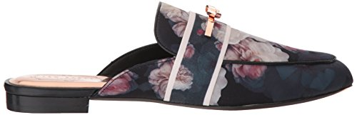 Ted Baker Mujeres Dorline Loafer Flat Black Chelsea