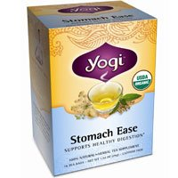 Stomach Ease, 16 bags by Yogi (Pack of 2)