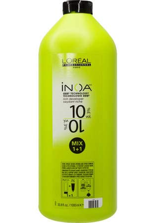 L'Oreal Professional Inoa Oxydant Riche 10 Treatment for Unisex, 33.8 Ounce by L'Oreal Professional